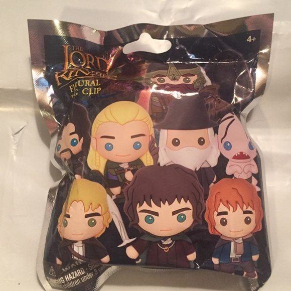 Lord of the Rings Figural Bag Clip